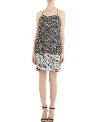 Barneys New York Kristen Dress - Lyst
