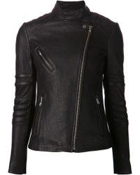 Yigal Azrouel Zipped Jacket - Lyst