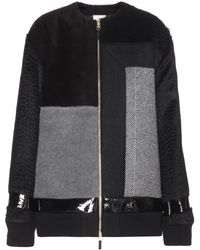 Edun Alpaca and Woolblend Jacket - Lyst
