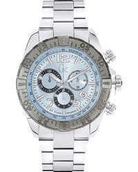 Gc - Y02005g7 Sportracer Stainless Steel Watch - Lyst