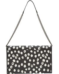 Marc By Marc Jacobs Black Dot Envelope Bag - Lyst