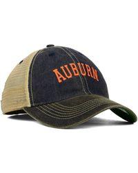 Legacy Athletic - Auburn Tigers Wordmark Mesh Cap - Lyst