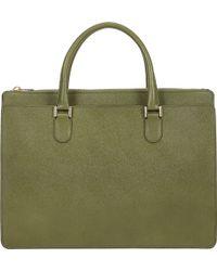 Valextra - Madison Work Bag - Lyst