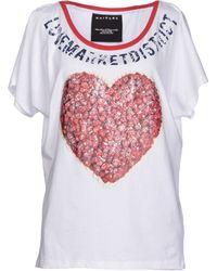 Nhivuru - T-shirt - Lyst