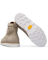 Diemme Light Grey Firenze Boots gray - Lyst