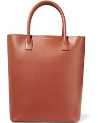 Mother Of Pearl - Pentley Leather Tote - Lyst