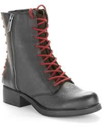 Circus By Sam Edelman Black Griffin Boots - Lyst