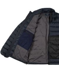 Paul Smith | Men's Navy Down-filled Jacket | Lyst