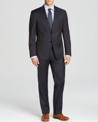 John Varvatos Luxe Solid Suit Slim Fit - Lyst