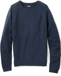Cheap Monday Slub Knit Sweater - Lyst
