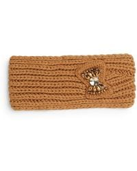 Cara - Knit Headband - Lyst