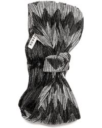 Eugenia Kim Chiara Headband - Silvergunmetal - Lyst