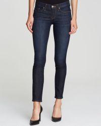 Velvet By Graham & Spencer - Jeans - Skinny In Typhoon - Lyst