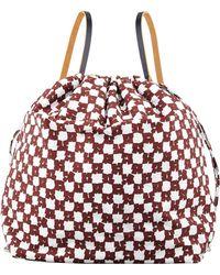 Marni Reversible Nylon Backpack - Lyst