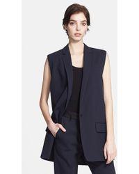 Rag & Bone 'Francois' Oversized Wool Vest - Lyst