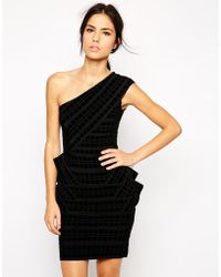 Forever Unique Esta Bandage Dress - Lyst