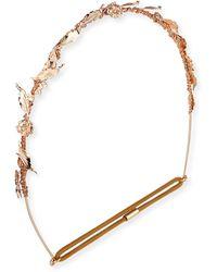 Jennifer Behr   Laurel Leaf Headband   Lyst