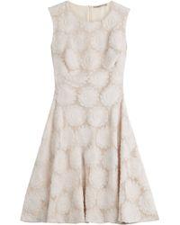 Ermanno Scervino Embroidered Dress - Lyst