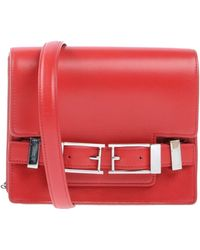 A.L.C. Handbag red - Lyst