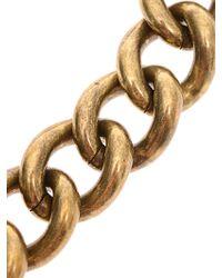 Lanvin - Mira Large Heart Necklace - Lyst