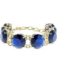 Brooks Brothers Medium Glass Bead Bracelet - Lyst