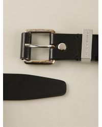 Diesel Black Gold - Classic Belt - Lyst