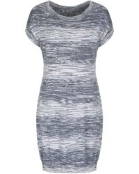 Bench - Spaceit Knitted Dress - Lyst