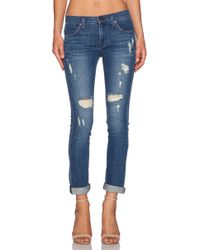 James Jeans Neo Beau Slouchy Fit Boyfriend - Lyst