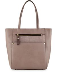 orYANY Daphne Saffiano Leather Tote Bag - Lyst