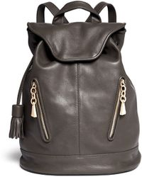 See By Chloé Leather Bucket Backpack - Lyst
