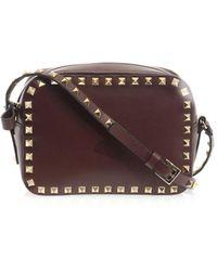 Valentino Rockstud Crossbody Bag - Lyst