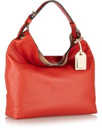 Reed Krakoff Rdk Hobo Leather Shoulder Bag - Lyst