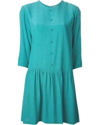 Peter Jensen Berlin Shirt Dress - Lyst
