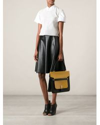 Vionnet Tote With Reversible Front black - Lyst