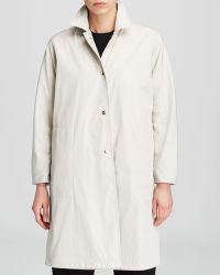 Max Mara Raincoat - Clima Croc Jacquard Reversible - Lyst