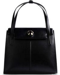 Christopher Kane Medium Leather Bag black - Lyst