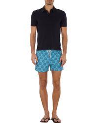 Petronius | Starprint Swim Shorts | Lyst