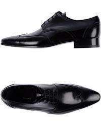 DSquared2 Black Laceup Shoes - Lyst