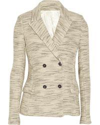 Isabel Marant Lali Wool-Blend Jacket - Lyst