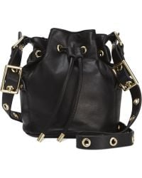 Juicy Couture Selma Mini Bucket Bag - Lyst