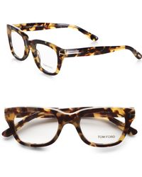 Tom Ford Plastic Optical Frames - Lyst