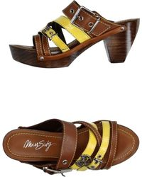 Miss Sixty - Mules - Lyst