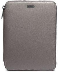 Michael Kors Saffiano Leather Mini Tablet Case For Ipad Mini - Lyst