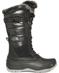 The North Face Womens Shellista Lace Boots - Lyst