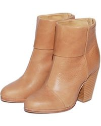 Rag & Bone Newbury Boot Sable - Lyst