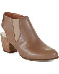 Lucky Brand Tashha Ankle Boots - Lyst