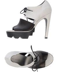 Vic Matie' Lace Up Shoes - Lyst