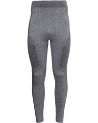H&M Base Layer Trousers - Lyst