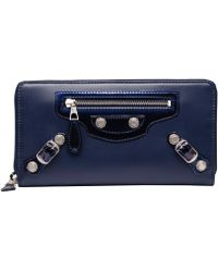 Balenciaga - Holiday Collection Giant Continental Zip Around - Lyst