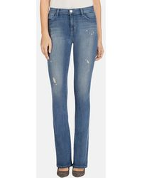 J Brand 'The Remy' Bootcut Jeans - Lyst